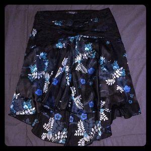 Rampage flowy Skirt sz 5 Small